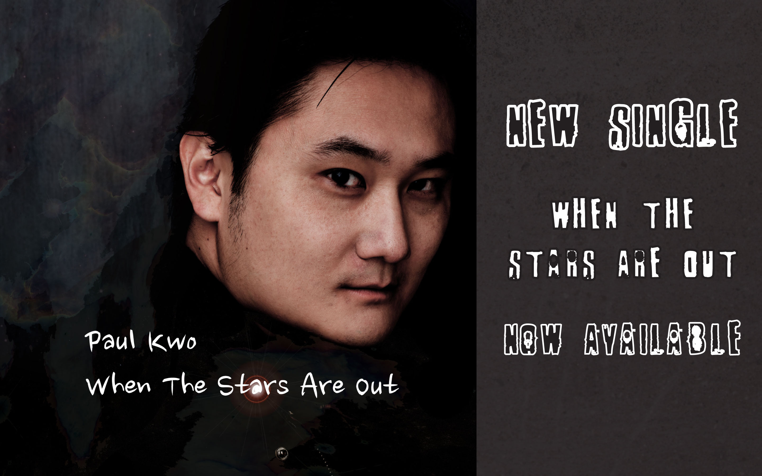 Paul Kwo New Single When the Stars are Out
